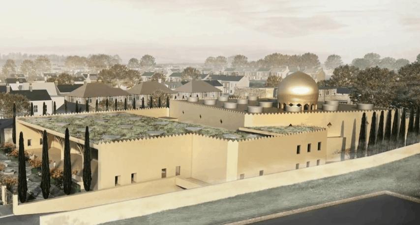Masjid Cambridge Baru Ramah Lingkungan 4