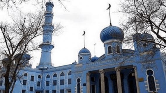 Pesona Masjid Daowai di Harbin