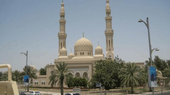 Masjid Paling Indah di Dubai I