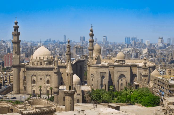 Masjid-masjid Indah di Kairo Mesir 2