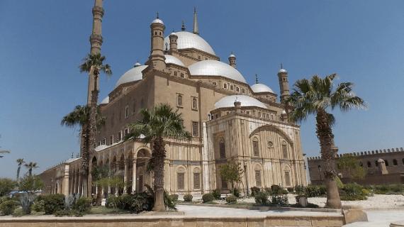 Masjid-masjid Indah di Kairo Mesir