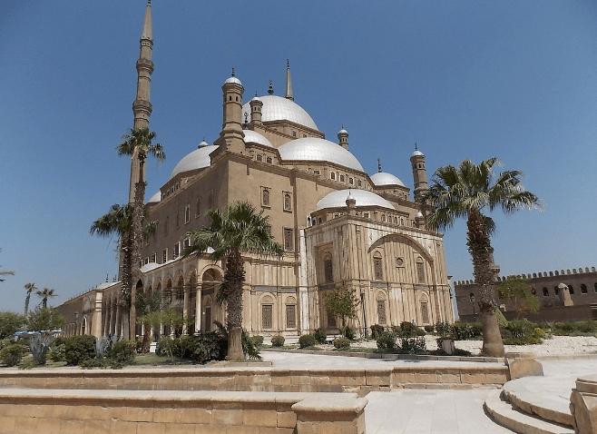 Masjid-masjid Indah di Kairo Mesir 3