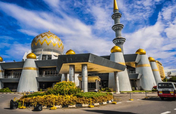 Masjid Negara Sabah 1