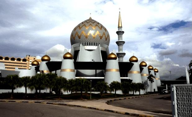 Masjid Negara Sabah 4