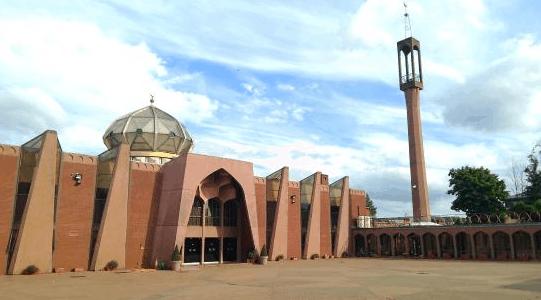 Masjid Pusat Glasgow 1