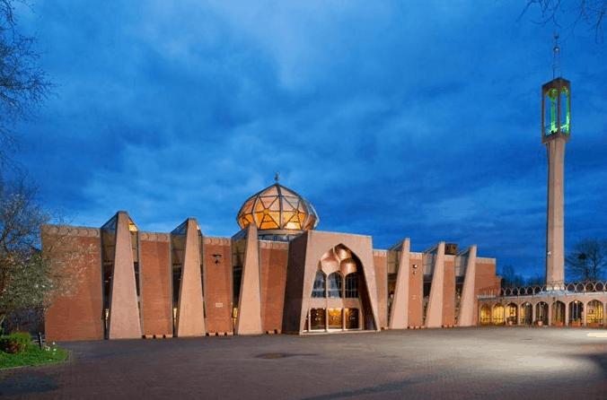 Masjid Pusat Glasgow 4