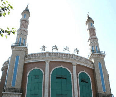 Masjid di Kota Urumqi di Provinsi Xinjiang 4