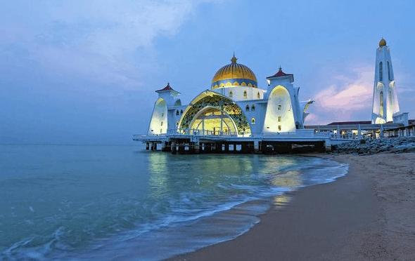 Masjid-Masjid Indah di Malaysia II 1
