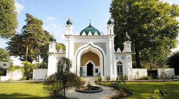 Masjid Shah Jahan 1