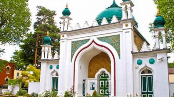 Masjid Shah Jahan
