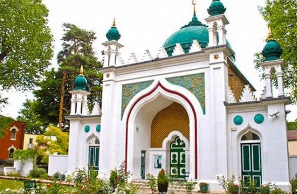 Masjid Shah Jahan 4