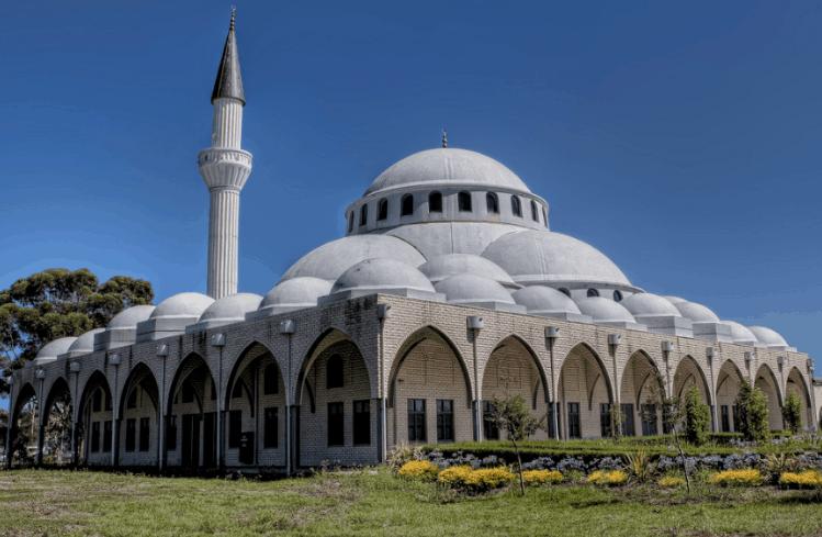 Masjid Di Australia Simbol Persatuan Negara II 2