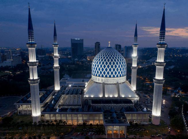 Masjid Sultan Salahuddin Abdul Aziz 1