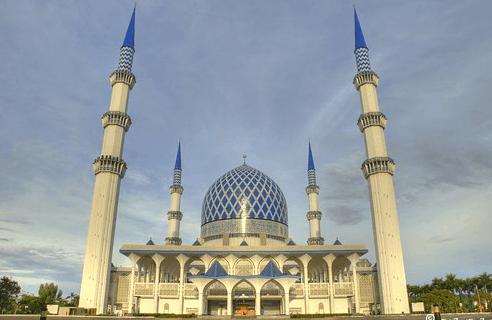 Masjid Sultan Salahuddin Abdul Aziz 5
