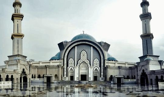 Masjid-Masjid Indah di Malaysia I