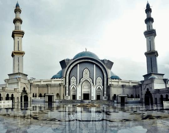 Masjid Masjid Indah Di Malaysia I