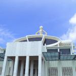 Arsitektur Islam Modern Masjid Babuttaqwa