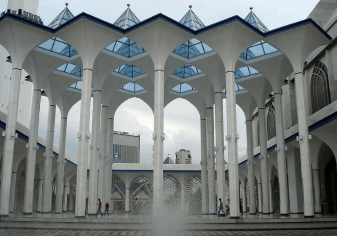 Masjid Sultan Salahuddin Abdul Aziz 4