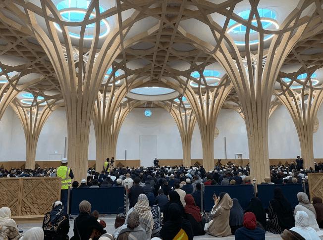Masjid Cambridge Baru Ramah Lingkungan 2