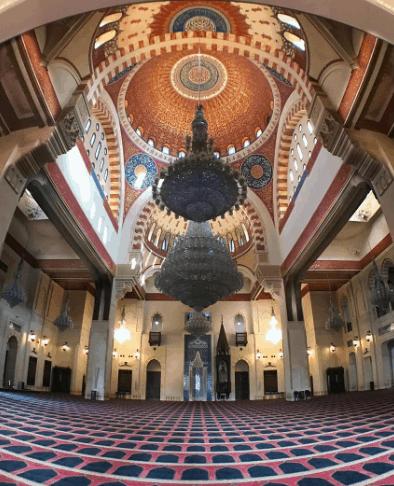 Masjid Mohammad Al Amin 2