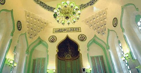 Masjid Shah Jahan 3