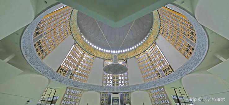 Masjid Negara Sabah 3