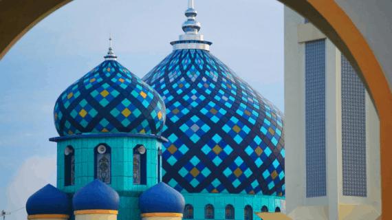 Arsitektur Islam Bagian dari Sebuah Bangunan Masjid