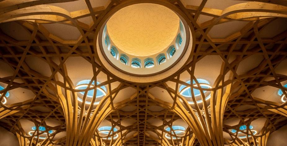 Masjid Cambridge Baru Ramah Lingkungan 3