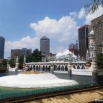 Pesona Masjid Jamek Kuala Lumpur Malaysia