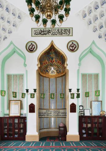Masjid Shah Jahan 2
