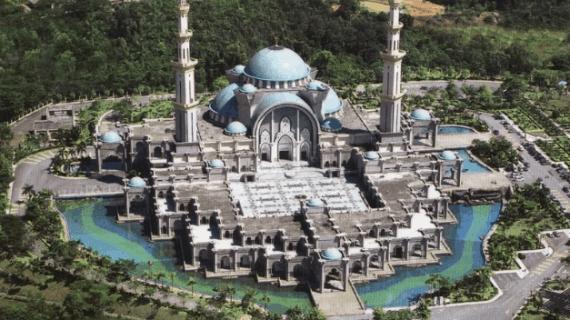 Masjid Wilayah Federal