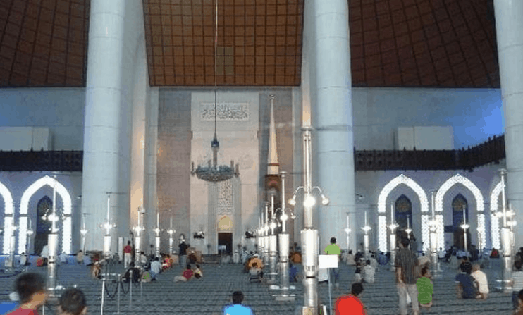 Masjid Sultan Salahuddin Abdul Aziz 2