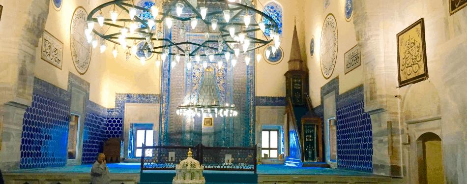 Masjid Hijau di Bursa Turki II 1