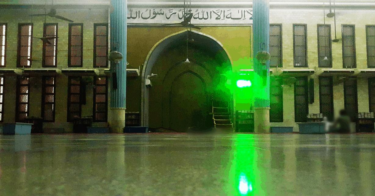 Masjid Nasional Baitul Mukarram 3
