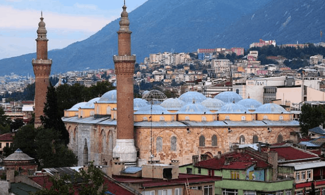 Masjid Paling Menakjubkan di Dunia II 1