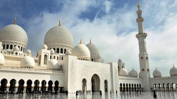 Masjid Terindah di Timur Tengah & Turki III