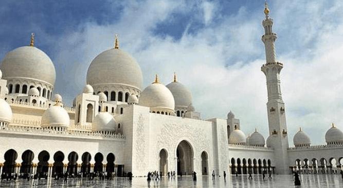 Masjid Terindah Di Timur Tengah Turki Iii Kontraktor Kubah Masjid