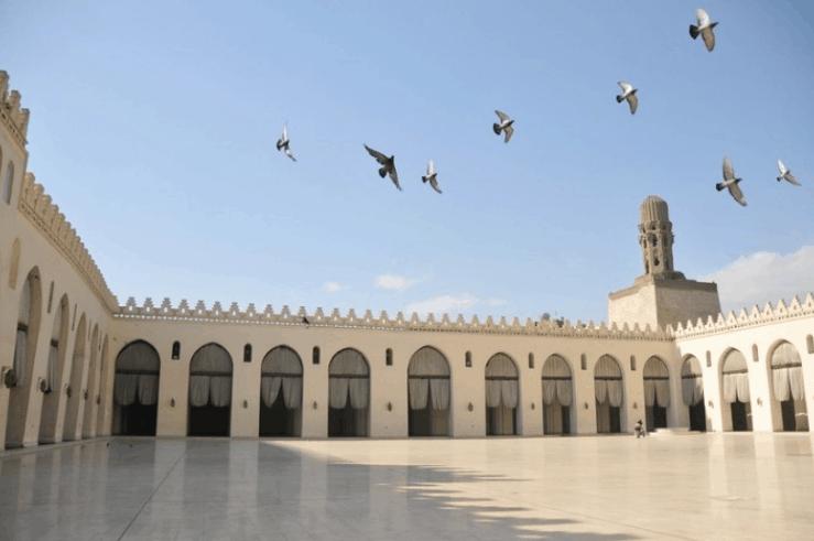 Masjid Indah di Afrika I 2