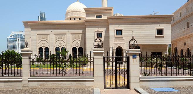 Masjid Al-Rahim Dubai 4