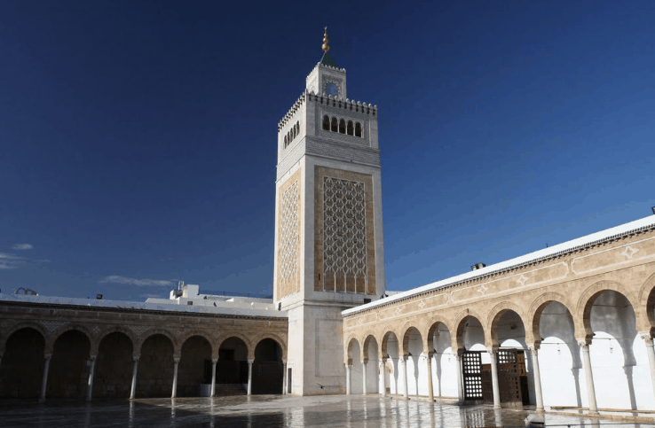 Masjid Indah di Afrika I 1