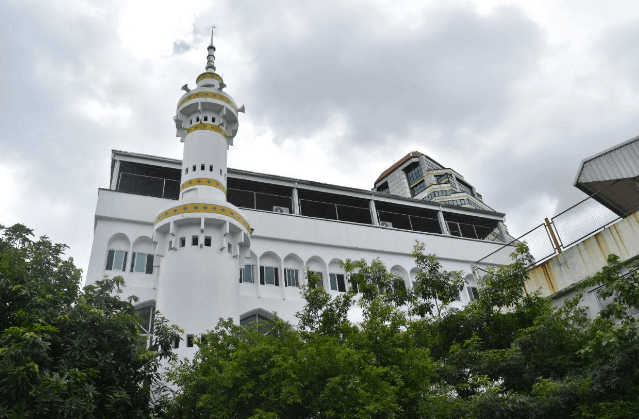 Masjid di Bangkok I 4