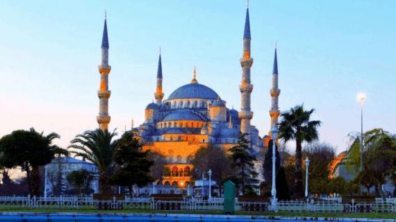 Masjid Terindah di Timur Tengah & Turki IV