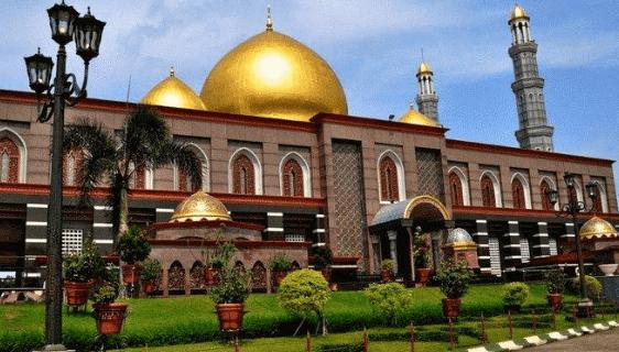 Masjid Unik di Indonesia I