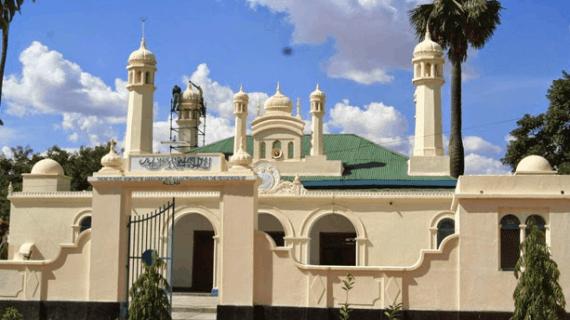 Masjid Indah di Tanzania II