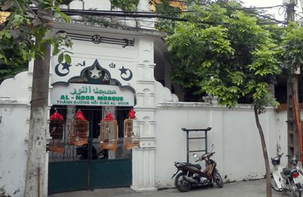 Masjid-masjid Islam di Vietnam I 1