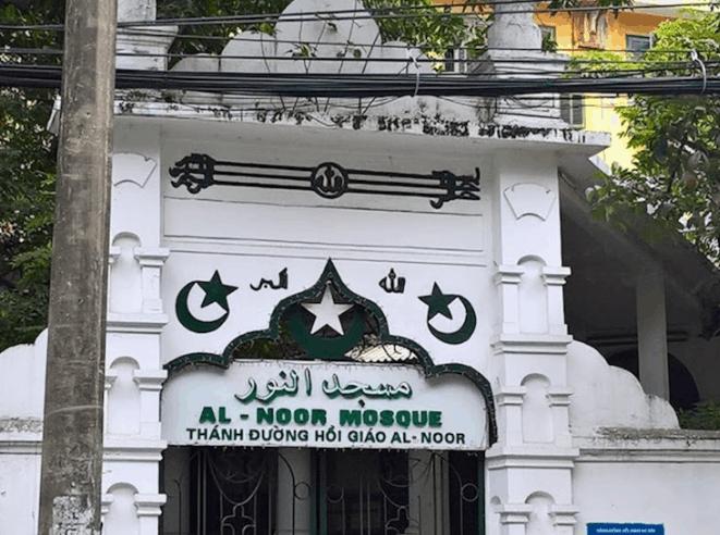 Masjid-masjid Islam di Vietnam I 3