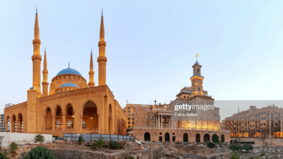 Masjid Terindah di Timur Tengah & Turki II