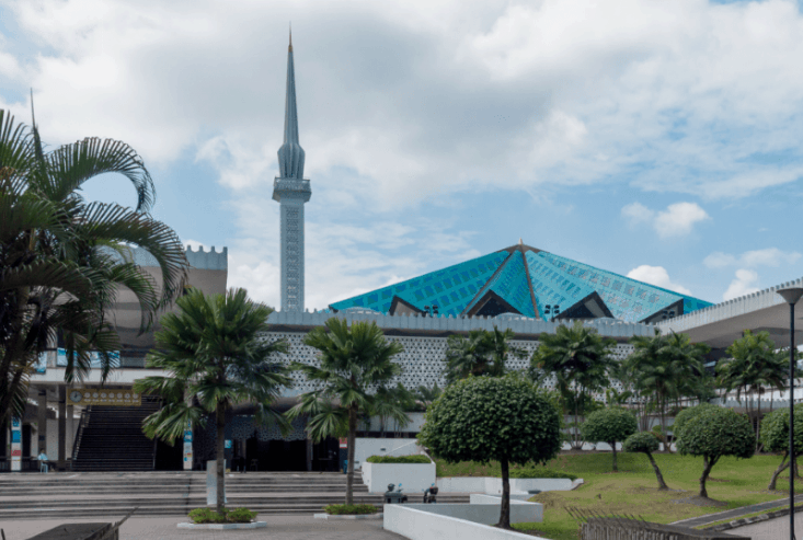 Masjid Terindah Di Asia II 1
