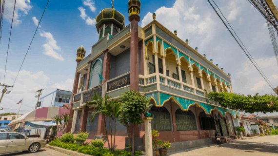 Masjid di Bangkok II