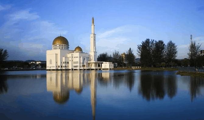 Masjid Paling Menakjubkan di Dunia I 1